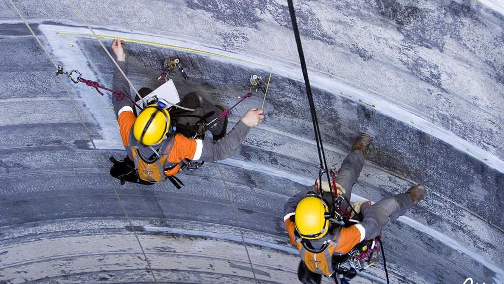 Ремонт бетонных конструкций